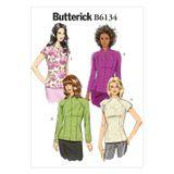 Butterick Schnittmuster - 6134 - Damen - Raglan-Shirt 001