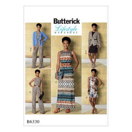 Butterick Schnittmuster - 6330 - Damen - Kombination
