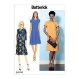 Butterick Schnittmuster - 6480 - Damen - Kleid 001