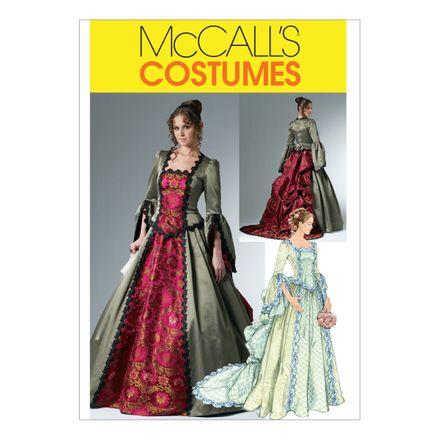 McCall´s Schnittmuster - 6097 - Damen - Kostüm