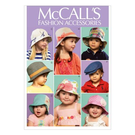 McCall´s Schnittmuster - 6762 - Kinder - Accessoires