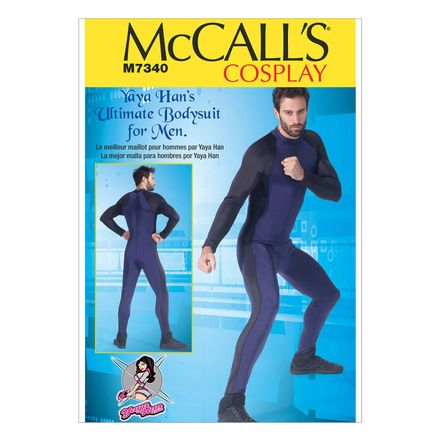 McCalls Costumes - Yaya Han Collection - Schnittmuster M-7340