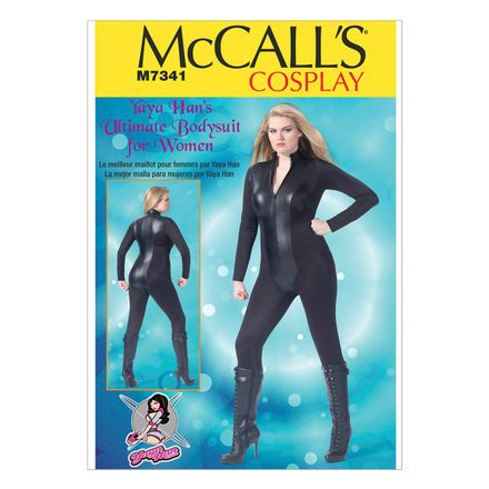 McCalls Costumes - Yaya Han Collection - Schnittmuster M-7341