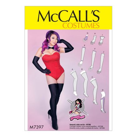 McCalls Costumes - Yaya Han Collection - Schnittmuster M-7397