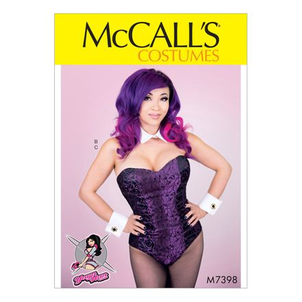 McCalls Costumes - Yaya Han Collection - Schnittmuster M-7398