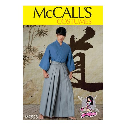 McCalls Costumes - Yaya Han Collection - Schnittmuster M-7525