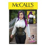 McCalls Costumes - Yaya Han Collection - Schnittmuster M-7555 001