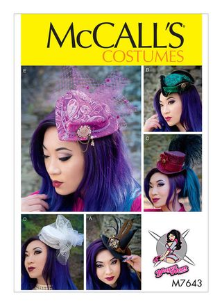 McCalls Costumes - Yaya Han Collection - Schnittmuster M-7643