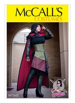 McCalls Costumes - Yaya Han Collection - Schnittmuster M-7645