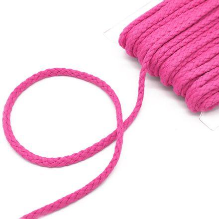 Flechtkordel - pink