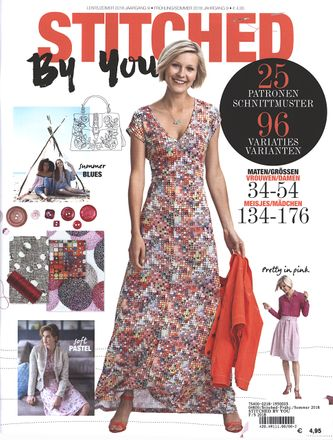 Stitched by You - Modemagazin - F/S 2018