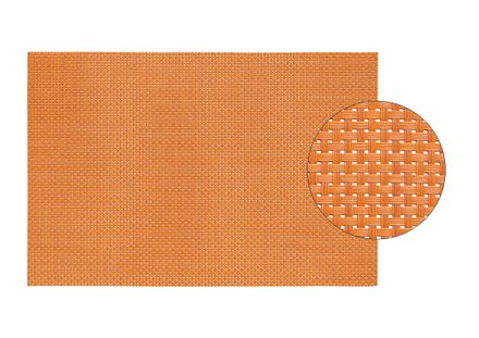 Tischset - orange - 45x30cm