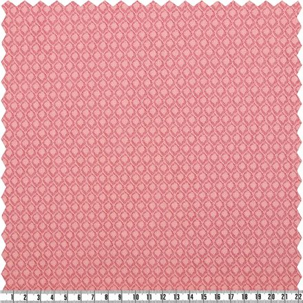Stretch-Jacquard - rosa