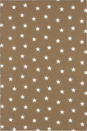 Baumwoll-Geschirrtuch - Sternenregen - 50x70cm