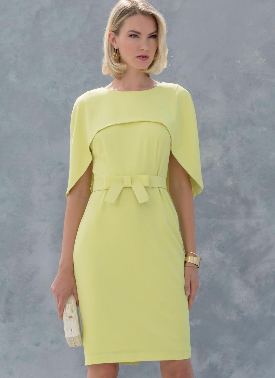 Vogue Schnittmuster V1579 SCHNITTE Schnittmuster Vogue Kleider – alfatex
