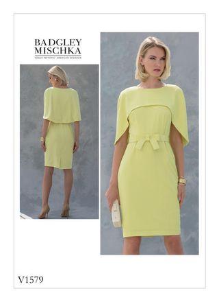 Vogue Schnittmuster V1579 - Kleid