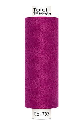 Gütermann® Nähgarn Toldi - 500m - pink