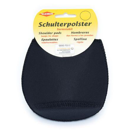 Schulterpolster - schwarz