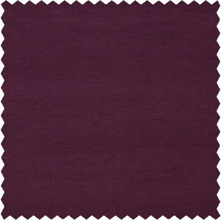 Stretch-Satin - aubergine