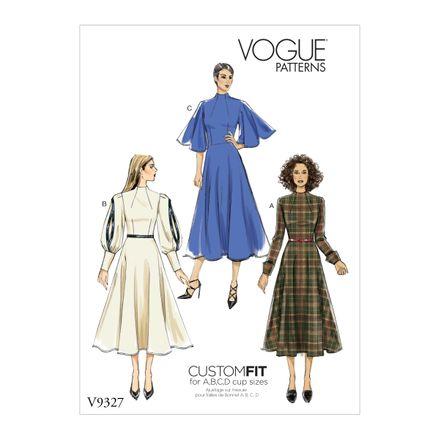 Vogue Schnittmuster V9327