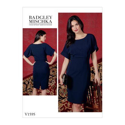 Vogue Schnittmuster V1595 - Kleid