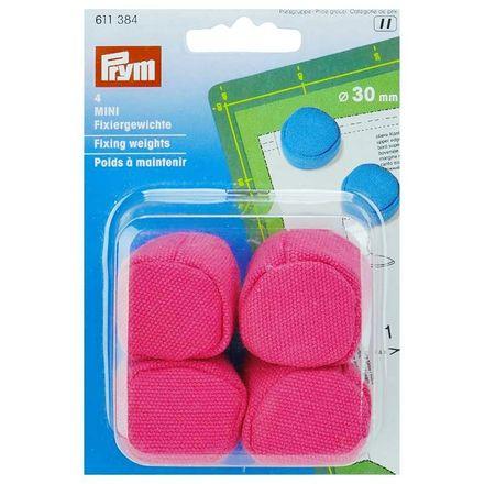 Prym Mini Fixiergewichte - pink
