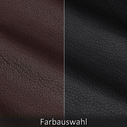 Präge-Polster-Lederimitat - verschiedene Farben