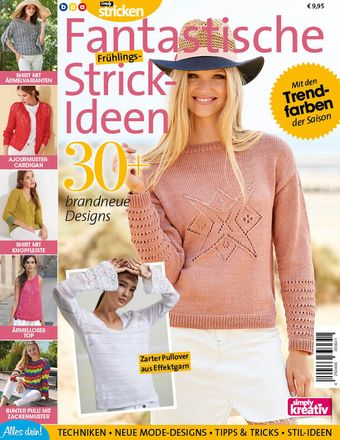 Simply stricken - Sonderheft - 02/2019