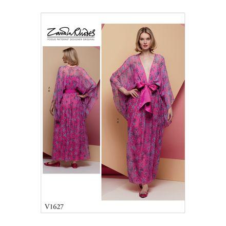Vogue Schnittmuster V1627 - Damen - Kleid für besondere Anlässe