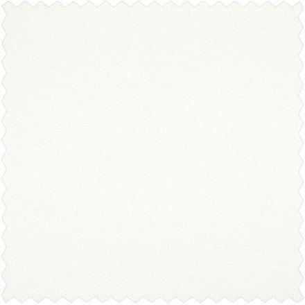 Baumwoll-Jersey - weiß