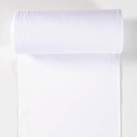 Bündchen - weiß