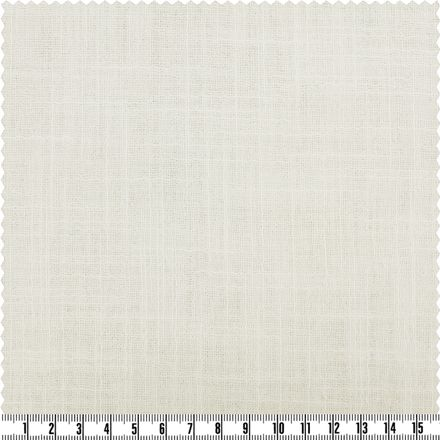 Cotton Slub - Musselin - offwhite