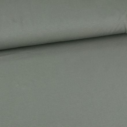 Baumwoll-Jersey - schlamm – Bild 2
