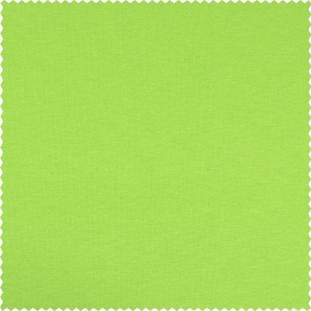 Baumwoll-Jersey - lindgrün