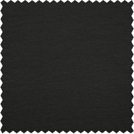 Viscose-Jersey - schwarz