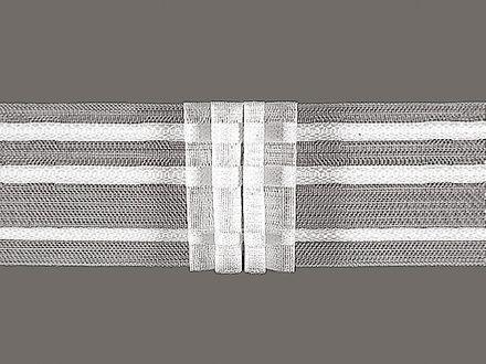Faltenband - 50 mm - 1 : 3