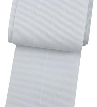 Elastic-Band - 100 mm - weiß