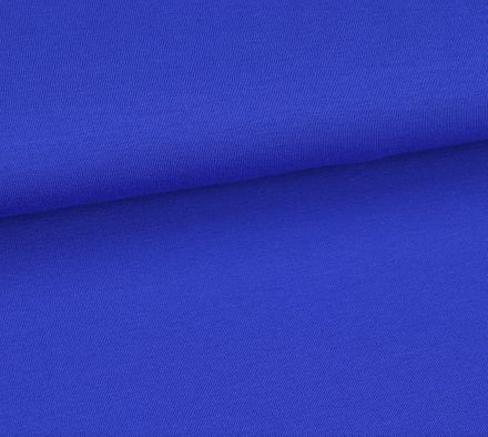 Viscose-Jersey - royal