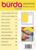 burda - Kopierpapier - weiß/gelb 001