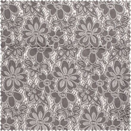 Mode-Spitze - taupe