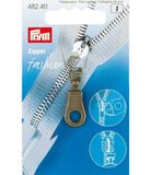 PRYM Fashion-Zipper Öse - altmessing 001