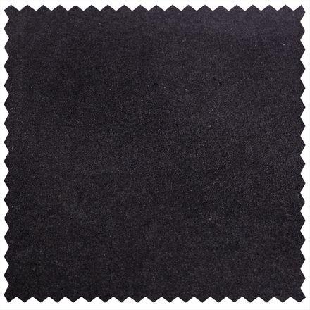 Samt - schwarz
