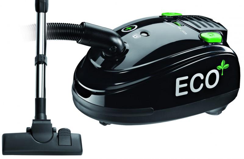 Eco Bodenstaubsauger 3,5 Liter, 800 Watt, HEPA 12 Filter