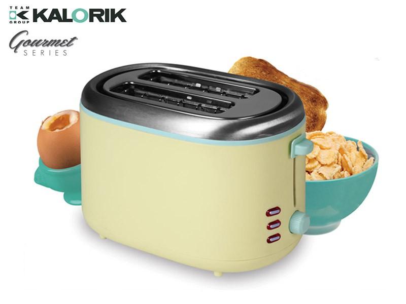 2-Scheiben-Toaster TKG TO 1021 vintage *20520