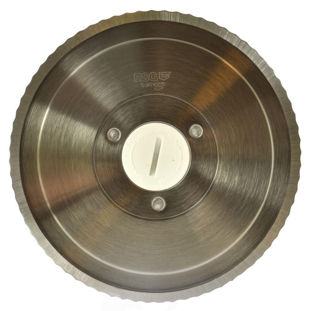 Ersatzmesser Rundmesser für Allesschneider AS 210 *72162