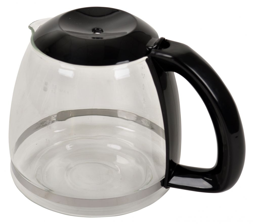 Ersatzkanne / Glaskanne für Kaffeemaschine, komplett neu, für Modell KA 600