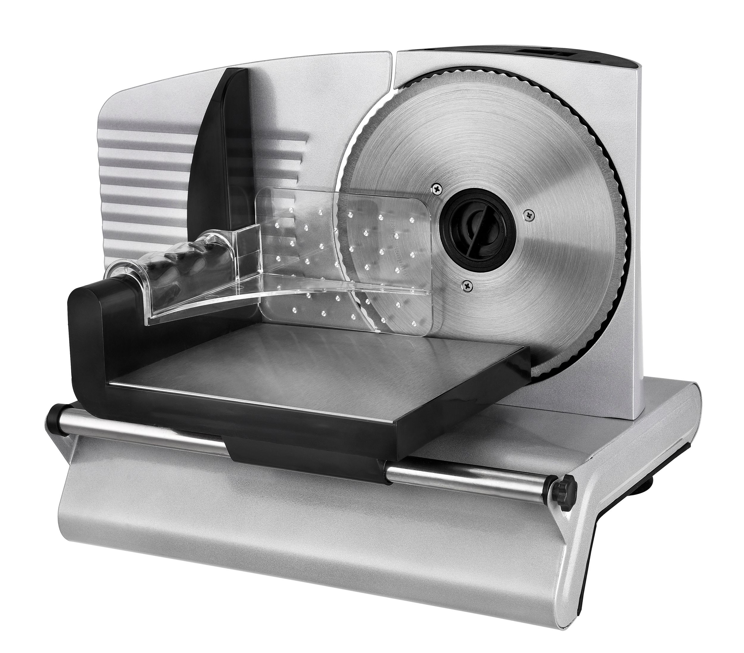 Metall Allesschneider Brotschneidemaschine Brotschneider Edelstahlmesser 19 cm NEU*89513