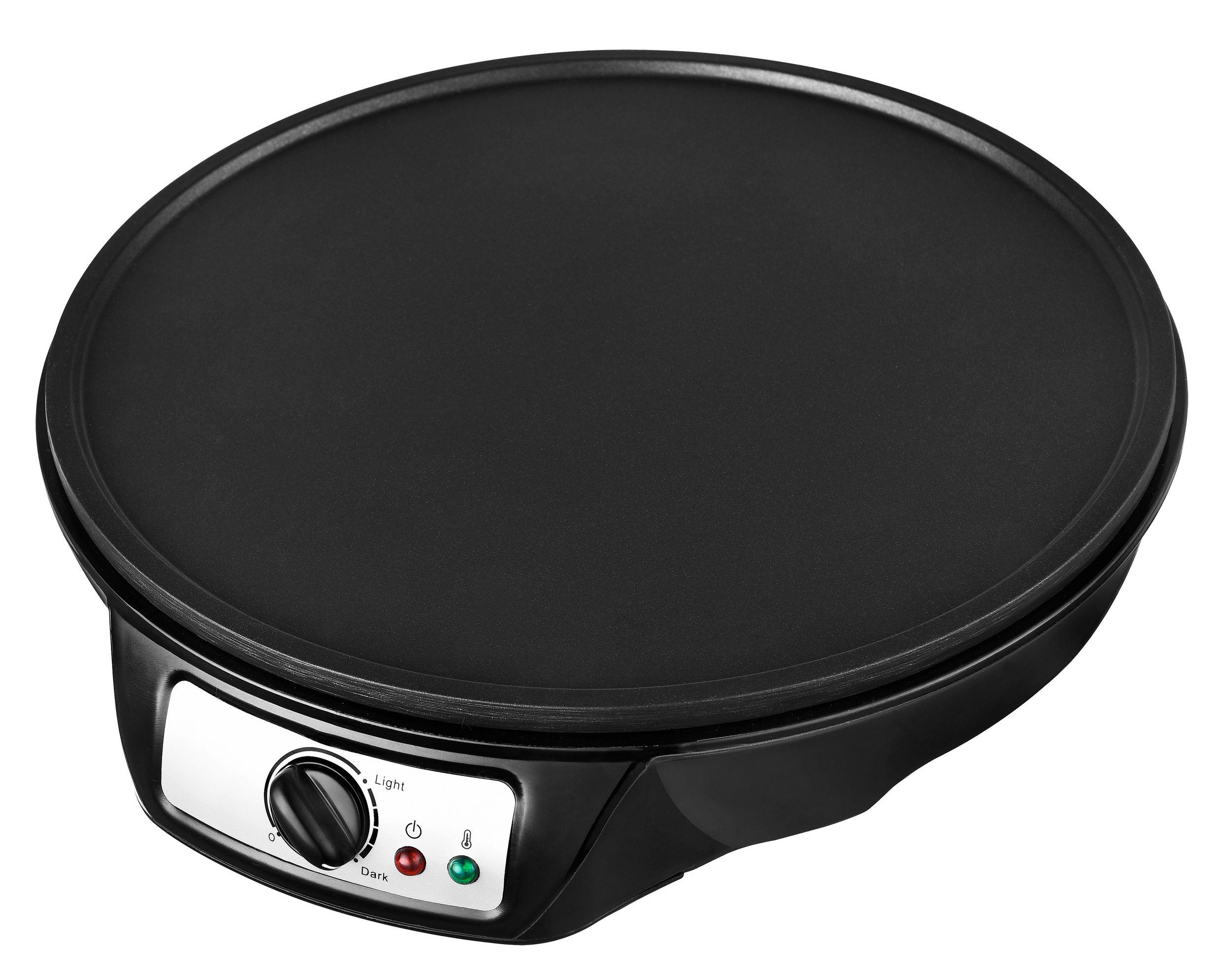 Crepes-Maker Crepeseisen Crepe Platte 30 cm Pfannkuchen Pfanne Wrap Omelette Waffeln*85102