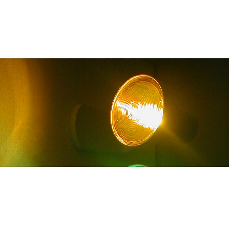 PHILIPS OSRAM PAR38 PAR 38 E 150 Watt Ersatz Lampe Birne gelb Lichttherapie*72322 Bild 2