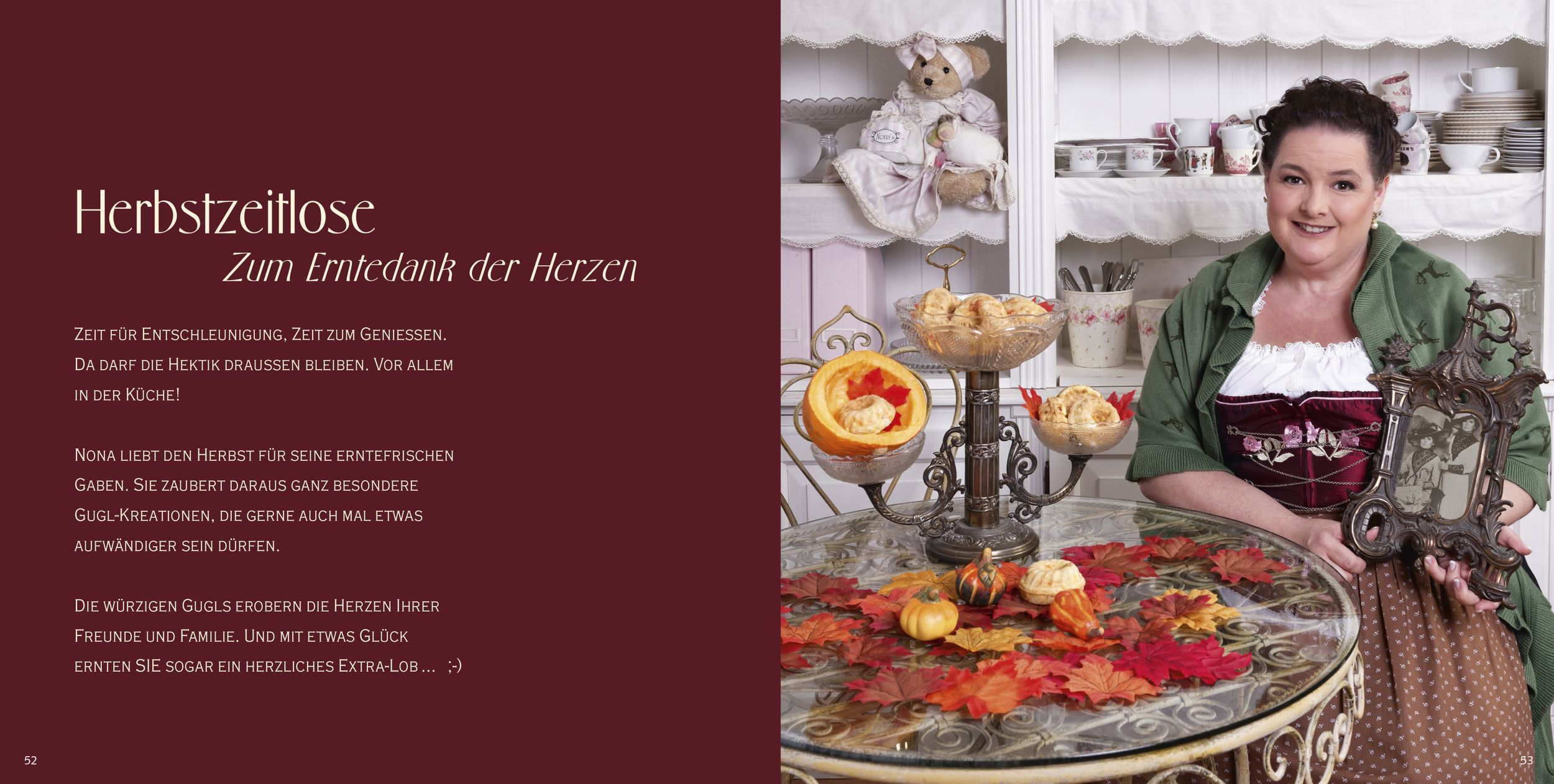 "Guglhupf Backbuch ""4 Jahreszeiten"" 50 neue Rezepte für Guglhupfbäcker Nona Nissl*81106 Bild 5"